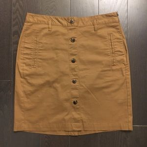 Old Navy Brown Skirt